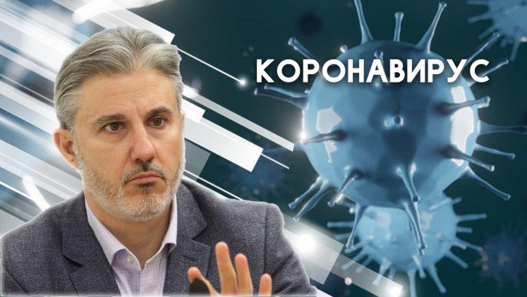 Павел Колев: Метафората ми за коронавируса не беше много удачна