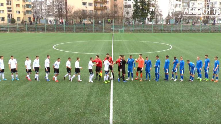 Левски - Дунав 5:3 (U19)