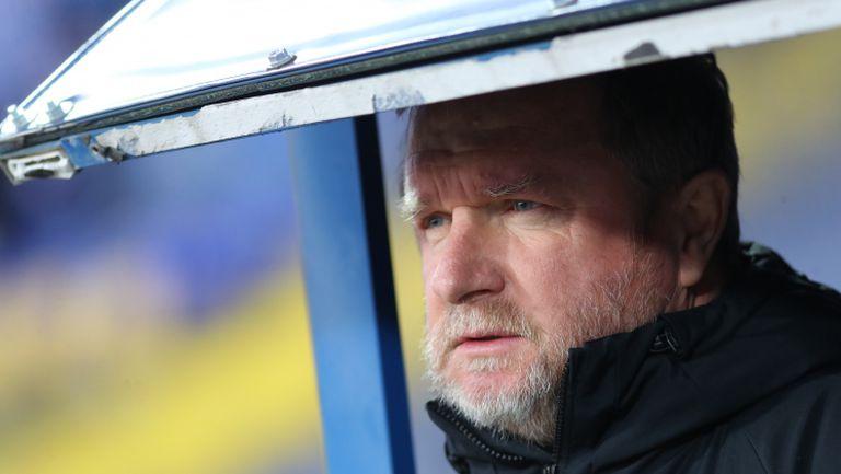 Павел Върба: Левски бяха по-концентрирани в мача