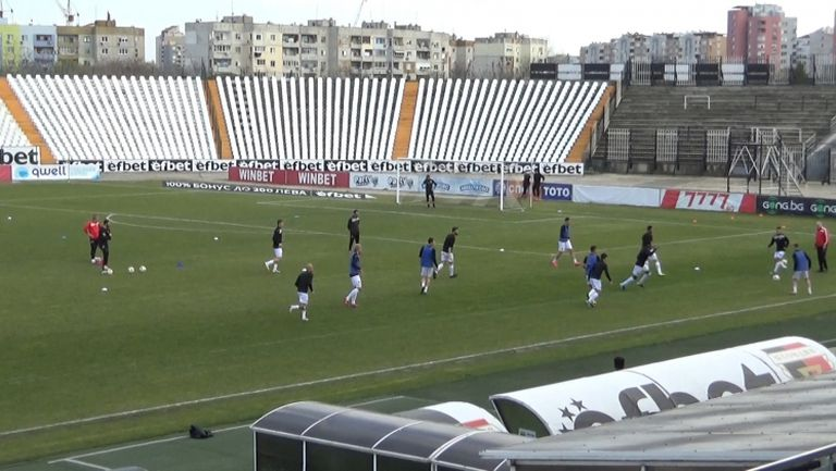 Локомотив (Пловдив) приема Витоша (Бистрица) в мач от 24-ия кръг на Първа лига