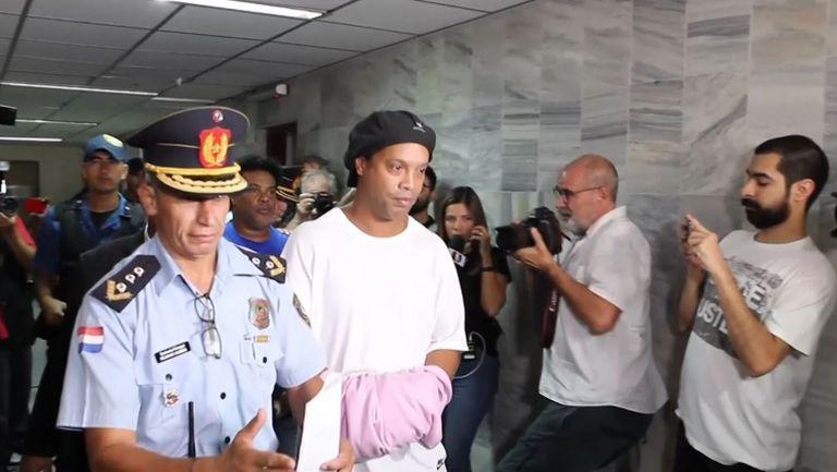 Започна делото срещу Роналдиньо и брат му в Парагвай