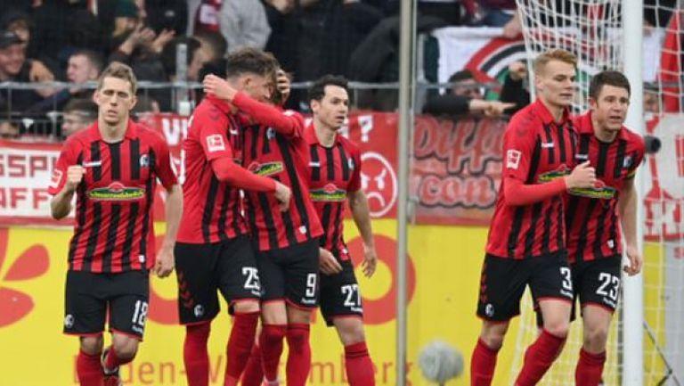 Фрайбург - Унион (Берлин) 3:1