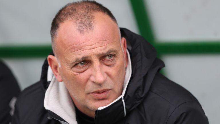 Тони Здравков: Загубихме две точки, Левски не е това, което трябва да бъде