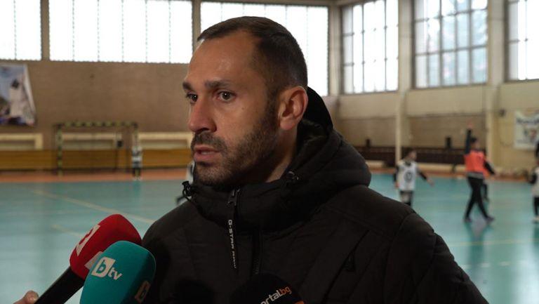 Петър Занев: Искам Левски за съперник в полуфиналите за Купата на България