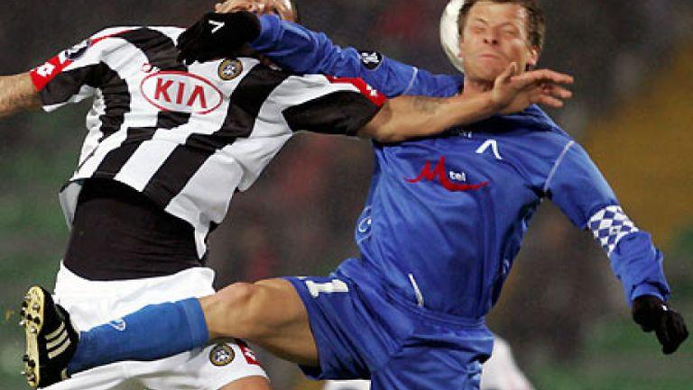 На този ден - Левски измъква равенство срещу Удинезе в Италия