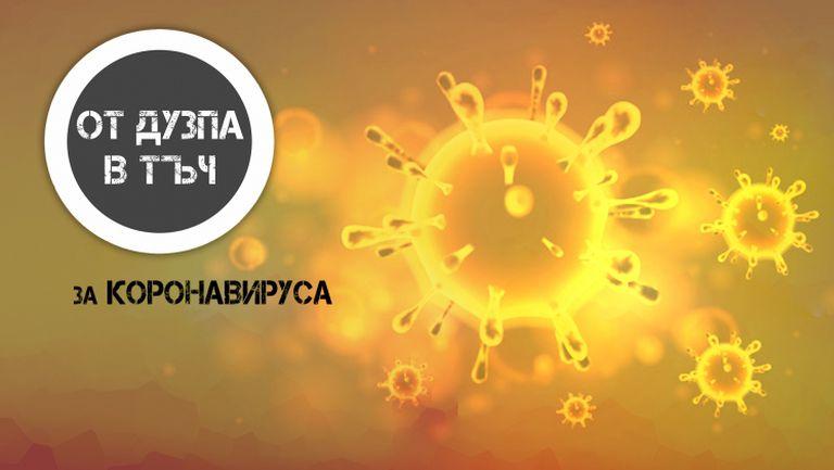 """""""От дузпа в тъч"""": Доц. Мангъров, д-р Илиев, Дерменджиев, Петричев, Хиндлиян, Божинов и Сокачев за влиянието на коронавируса върху спорта"""
