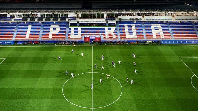 Ейбар - Реал Сосиедад 1:2