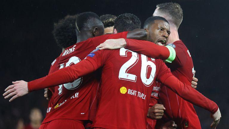 Атлетико детронира Ливърпул след обрат от 0:2 и шокиращи продължения
