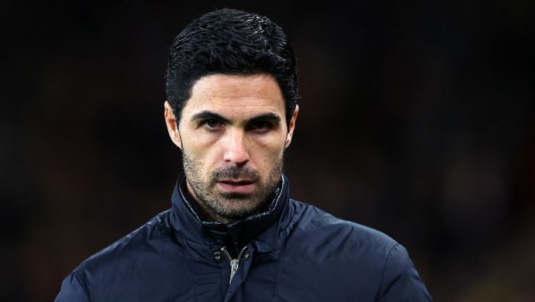 И мениджърът на Арсенал Микаел Артета е болен от COVID-19