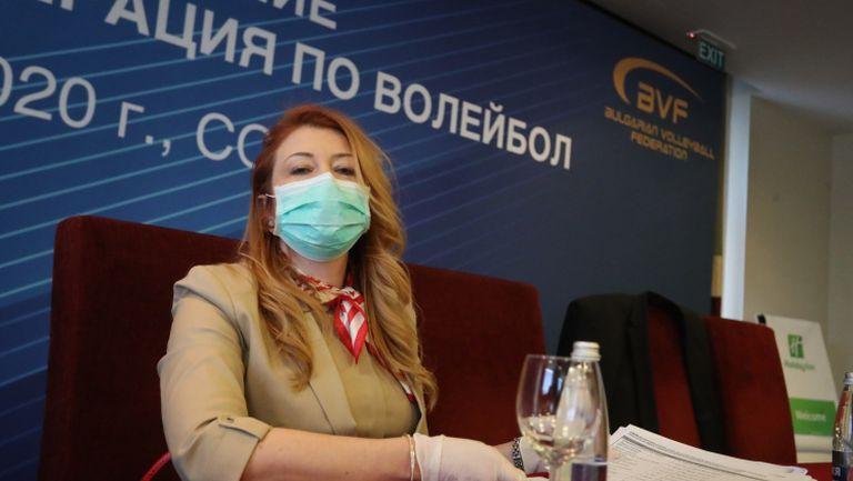 Сериозни мерки за коронавируса на общото събрание на БФВ