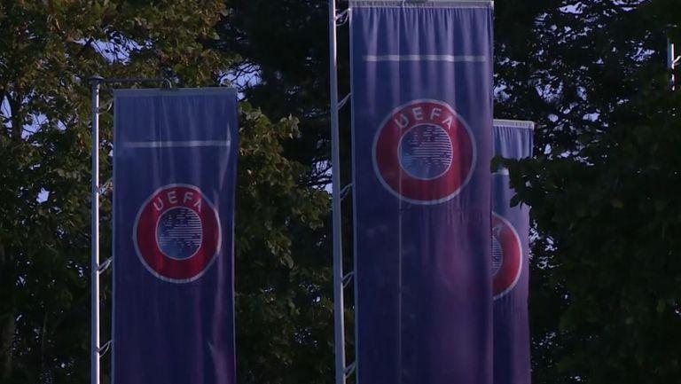 Извънредна среща на УЕФА