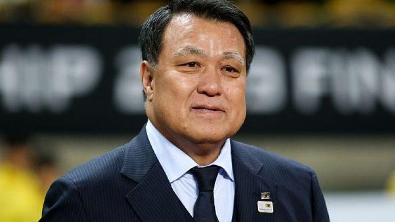 Президентът на футбола в Япония с положителен тест