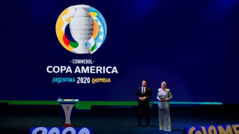 Турнирът Копа Америка също бе изместен с една година
