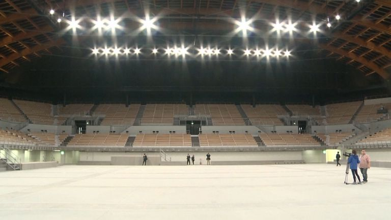 Отмениха състезание по спортна гимнастика в Токио