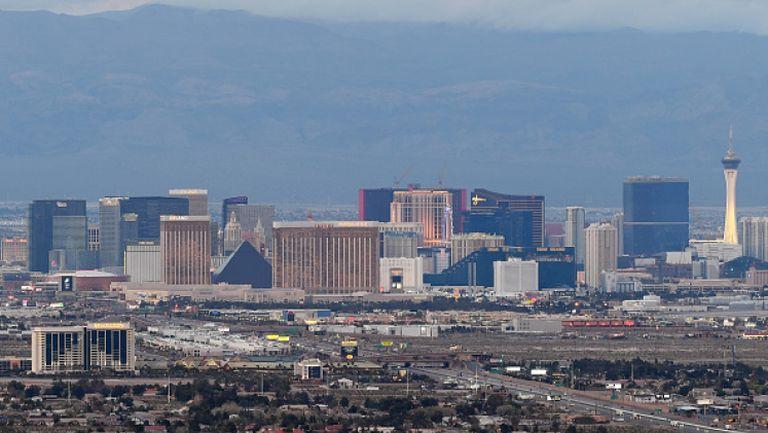 Лас Вегас се превърна в призрачен град