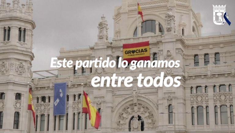 Съперниците Серхио Рамос и Коке се включиха в обща кампания