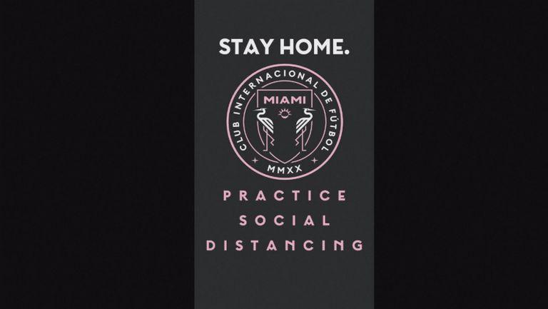 Интер Маями си смени емблемата