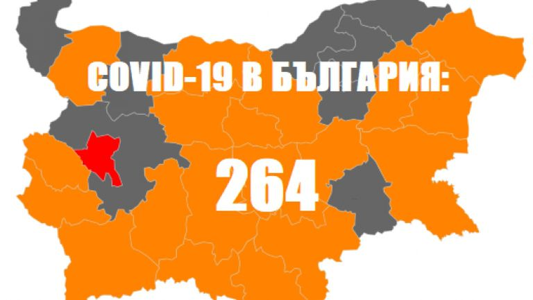 21 нови случая на COVID-19 у нас, заразата достигна още два областни града