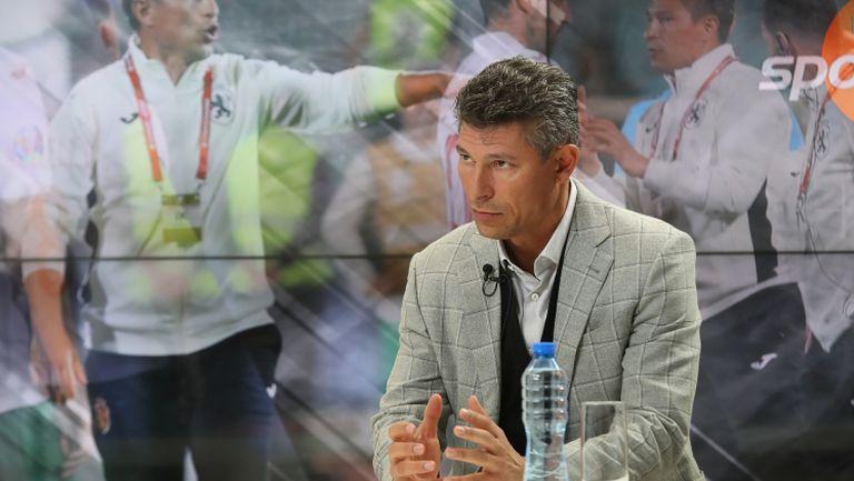 Бала от Германия: Десподов може да бъде лидер на отбора