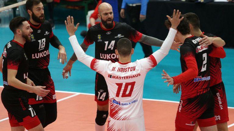 Волейболният сезон е прекратен, Нефтохимик и Марица са шампиони