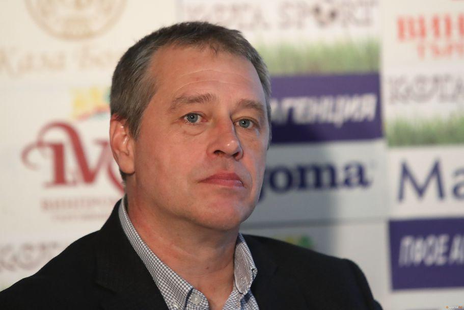 """Адвокатът на Левски Иво Ивков и звездата на Славия Галин Иванов в студио """"Дерби"""""""