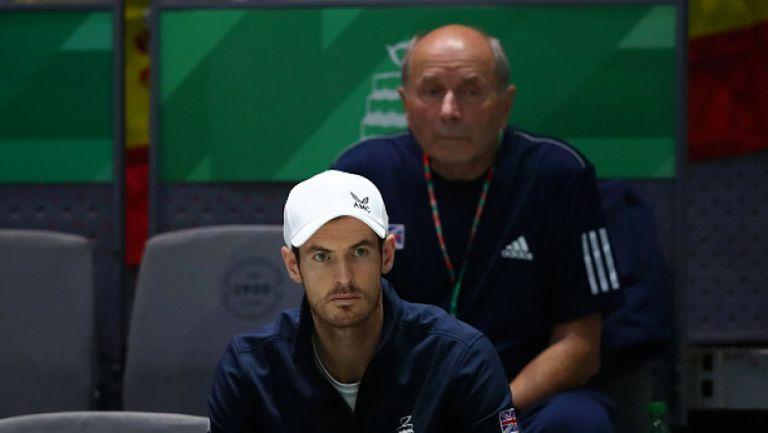 Анди Мъри потвърди участие във виртуалния ATP Мадрид