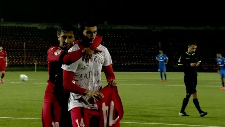 Истиклол надви и ЦСКА Памир и е на върха в Таджикистан след 2 кръга