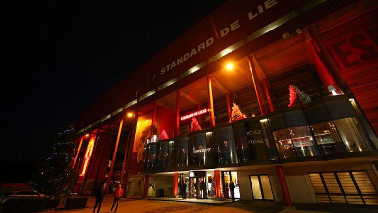 Полицията в Белгия глоби футболист на Стандард Лиеж