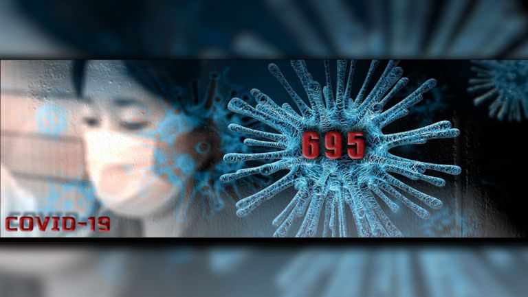 695 са заразените с COVID-19 в България, нови 19 случая