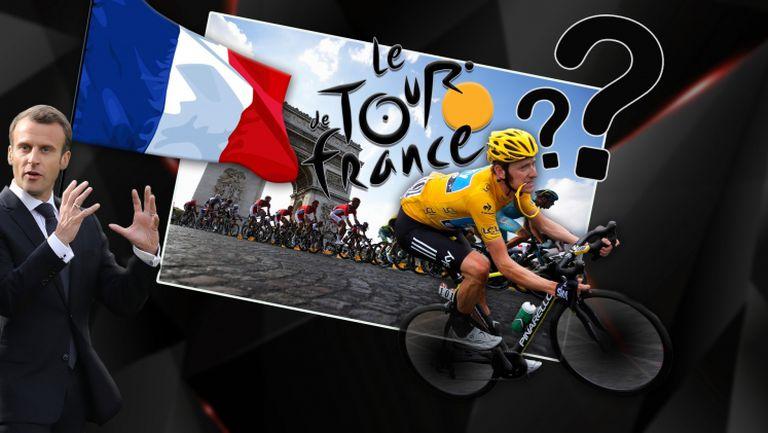 """""""Тур дьо Франс"""" е пред отлагане"""