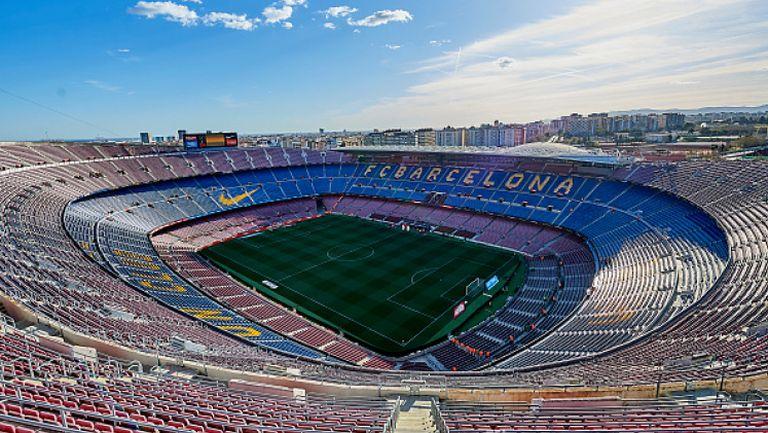 Барселона продава правата за името на своя стадион