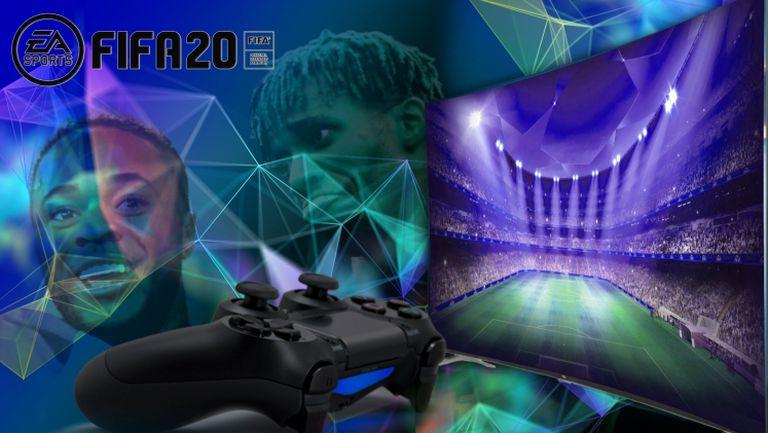 Стърлинг победи Заха на FIFA 20