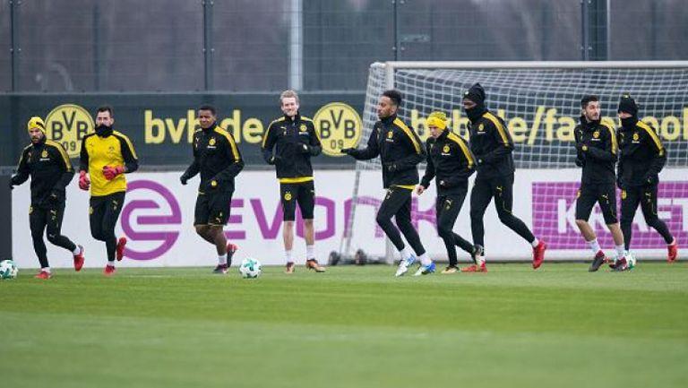 И Борусия Дортмунд се завърна към тренировки