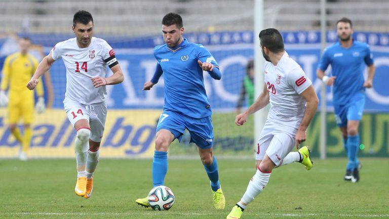 Стефан Велев: Локо (Пд) има предимство пред Левски за Купата, най-вероятно ще напусна Сепси