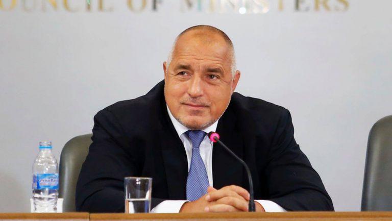 Бойко Борисов: Щабът не е разформирован, ген. Мутафчийски е жив