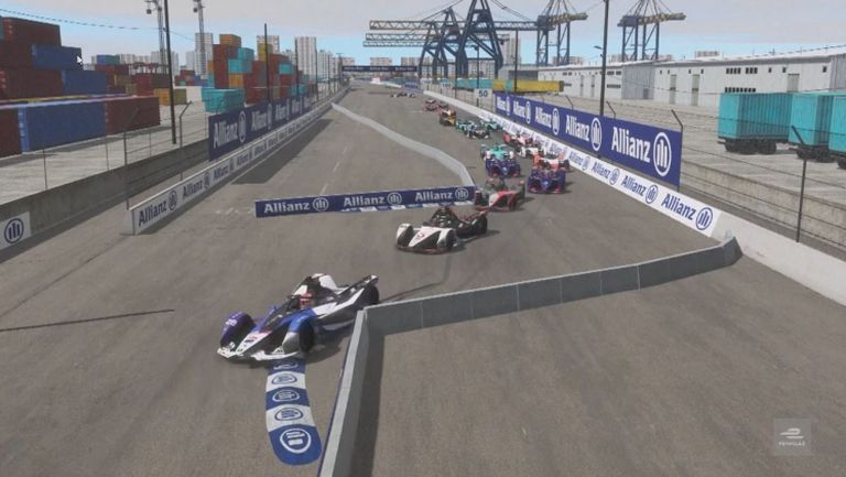 Макс Гюнтер спечели втория кръг от виртуалния шампионат във Формула Е