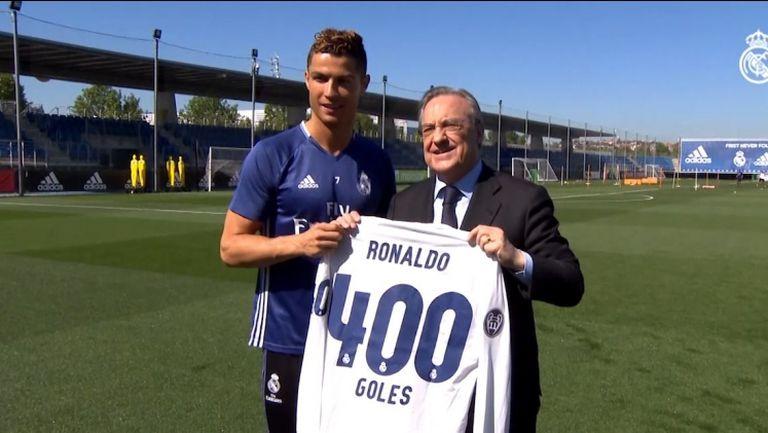 3 май е специална дата за Кристиано Роналдо