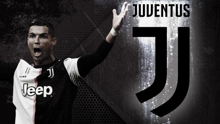 Кристиано Роналдо най-накрая се добра до Торино