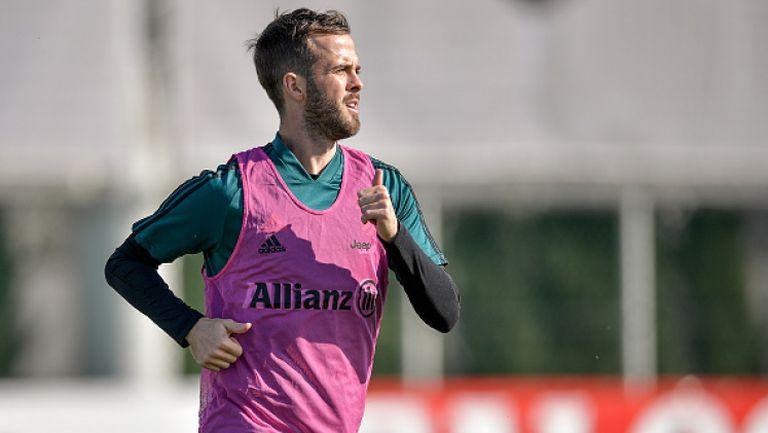 Трансферна цел на Барселона поднови тренировки с Ювентус
