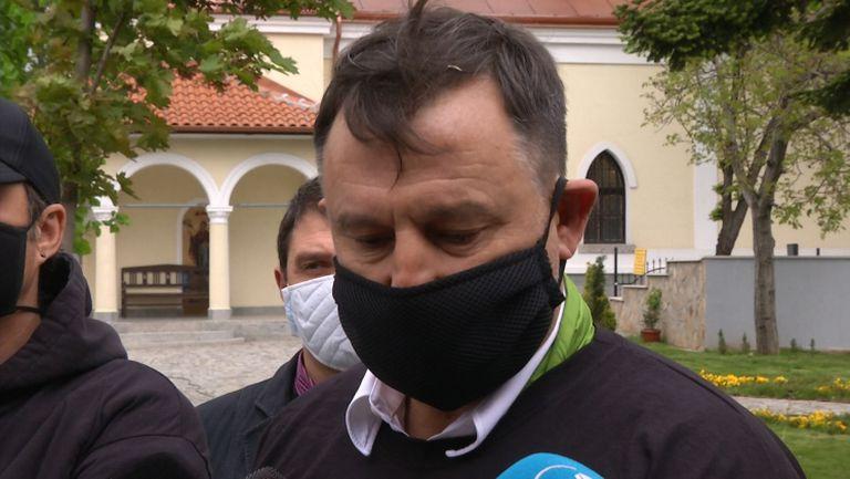 Гошо Гинчев: Спортният тотализатор и Левски не са разговаряли за спонсорство