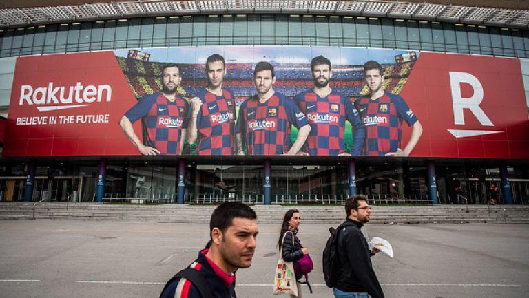Играчите на Барселона бяха тествани за Covid-19
