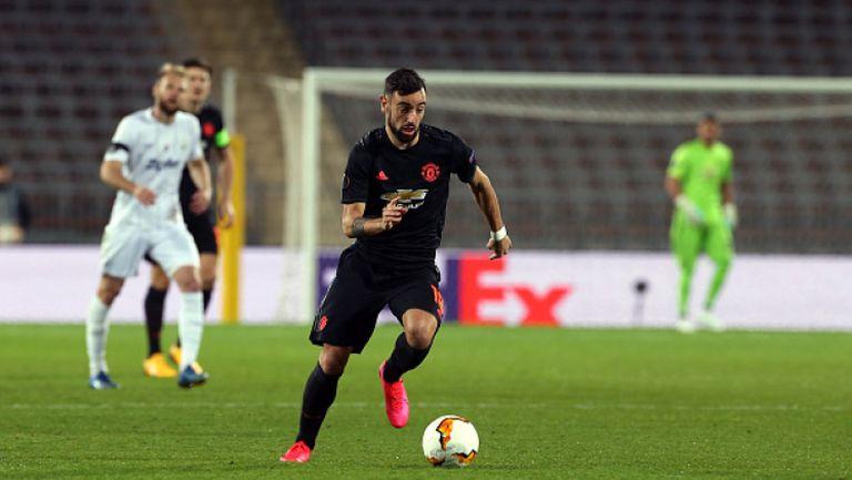 ФИФА разглежда иск на Сампдория срещу Спортинг за трансфера на Фернандеш в Юнайтед
