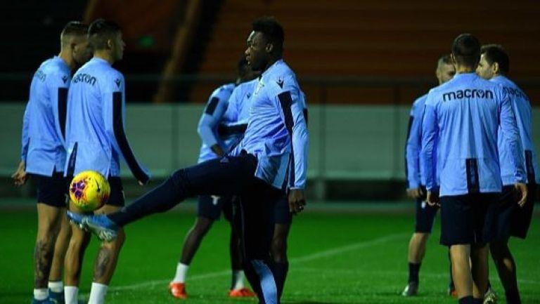 Лацио продължава подготовка с поглед към върха на Серия А