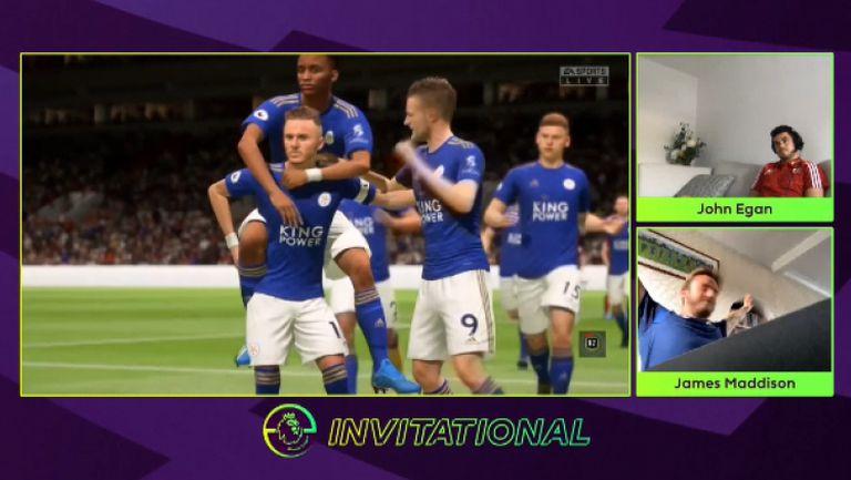 Джеймс Мадисън триумфира в турнир по FIFA 20