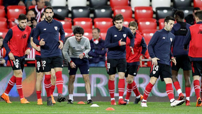 Атлетик Билбао също вече тренира