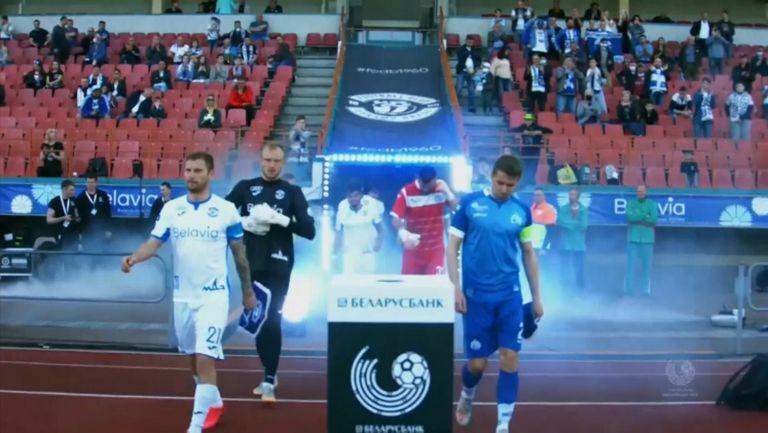Шампионът Динамо (Брест) с важна победа в Беларус
