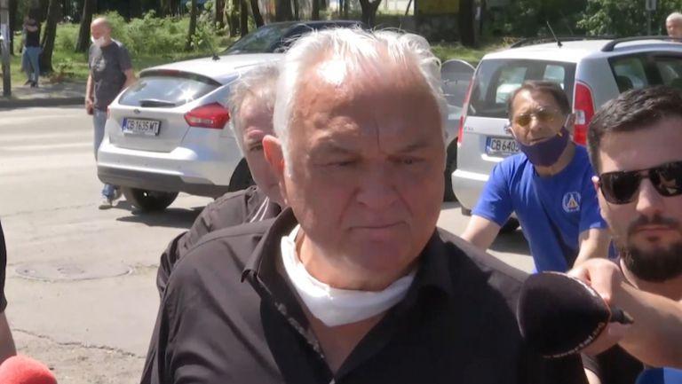 Сашо Диков от Герена: Давам акциите на Павел Колев, но те остават на Бойко Борисов