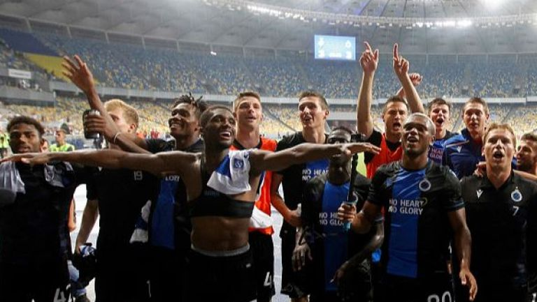 Брюж официално е шампион на Белгия
