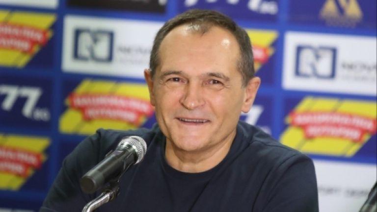 Васил Божков: Благодаря на всички за подкрепата и многото съобщения