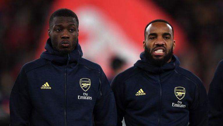 Лаказет може да има проблем с Арсенал